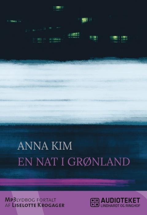Image of En nat i Grønland (Lydbog)