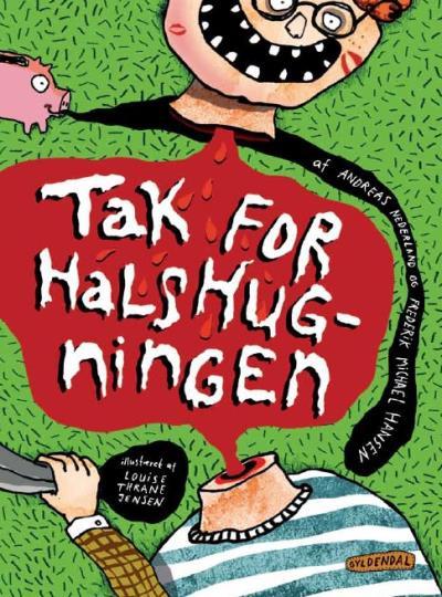 Image of Tak for halshugningen (Lydbog)