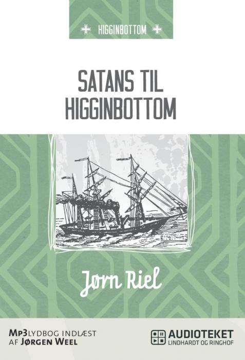 Satans til Higginbottom (Lydbog)
