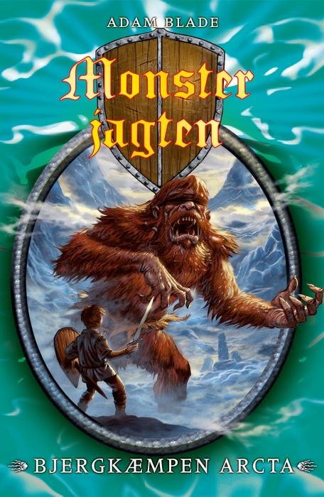 Image of Bjergkæmpen Arcta (E-bog)