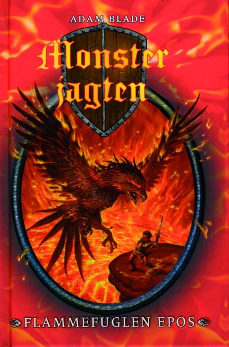 Image of Flammefuglen Epos (E-bog)