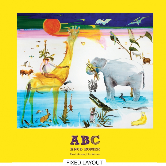 Image of   ABC (E-bog)