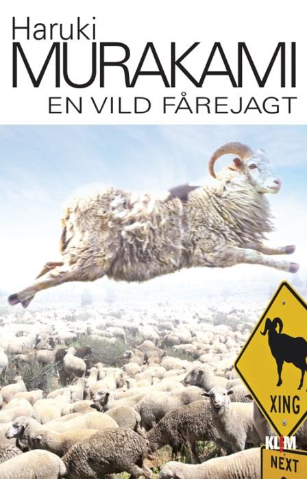 Image of   En vild fårejagt (Lydbog)
