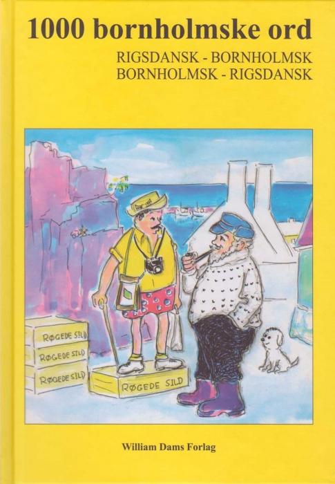 Image of   1000 bornholmske ord (E-bog)