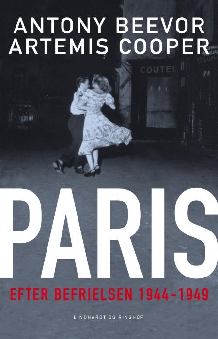Image of Paris efter befrielsen 1944-1949 (E-bog)