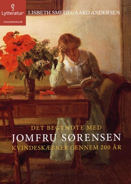 Image of   Det begyndte med Jomfru Sørensen (Lydbog)