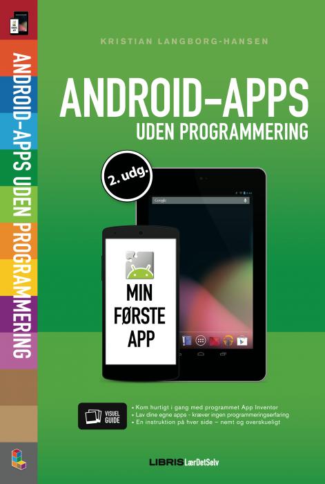 Image of   Android-apps uden programmering (E-bog)
