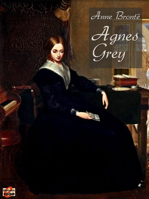 Image of Agnes Grey (E-bog)