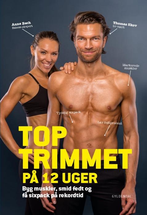 Image of TOPTRIMMET på 12 uger (E-bog)