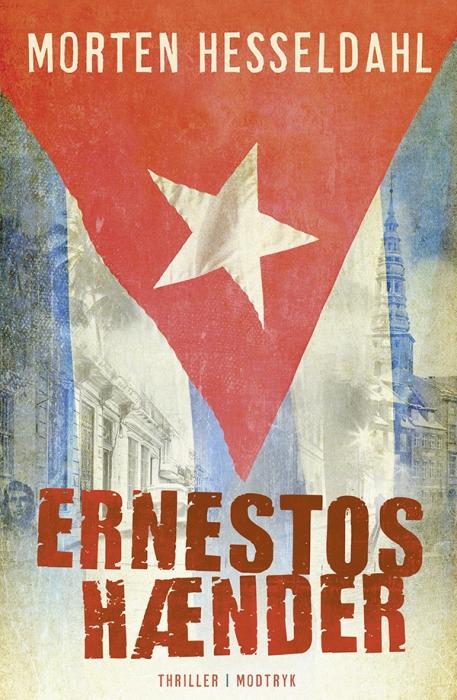 Image of   Ernestos hænder (Lydbog)