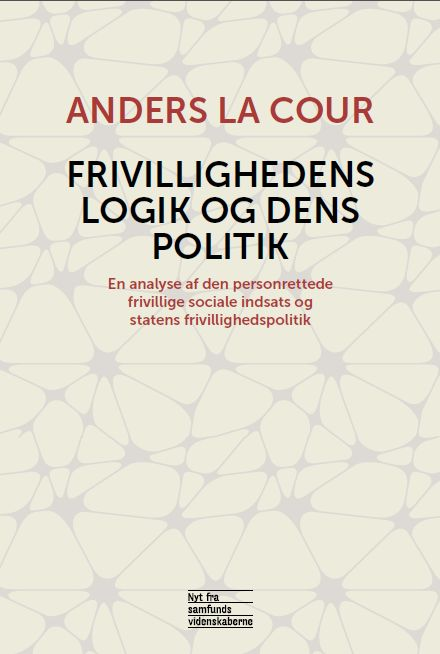 Image of Frivillighedens logik og dens politik (E-bog)