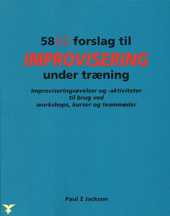 Image of   58½ Forslag til improvisering under træning (E-bog)