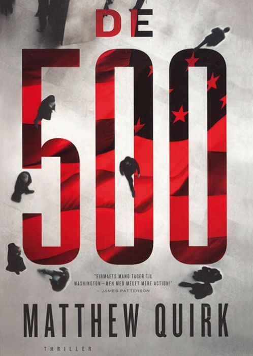 Image of   De 500 (Lydbog)