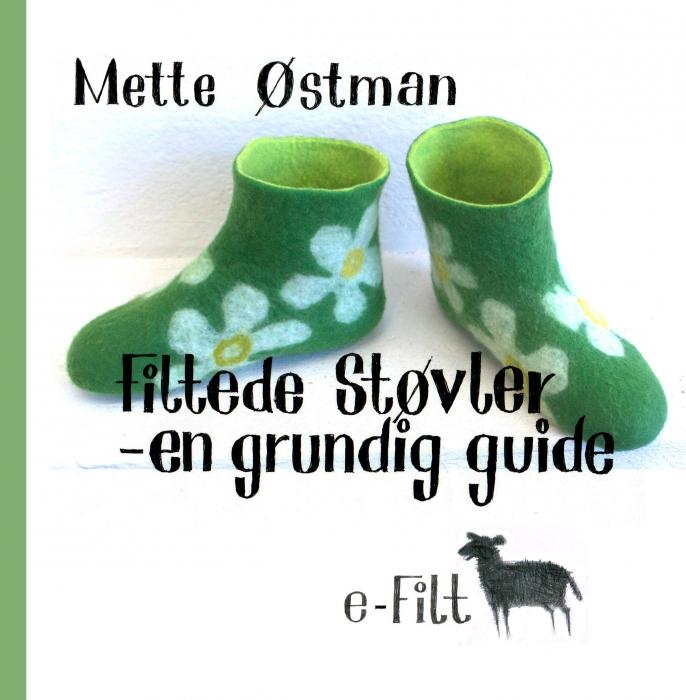 Image of   Filtede støvler - en grundig guide (E-bog)