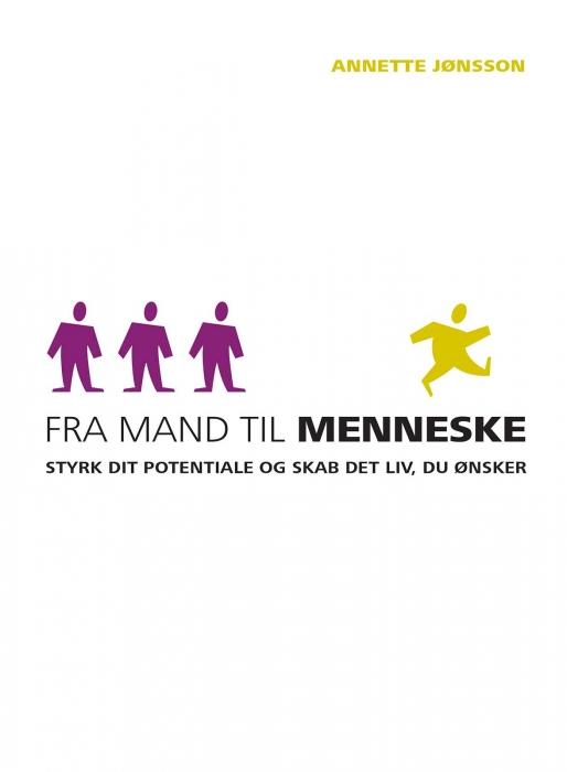 Image of Fra mand til menneske (E-bog)