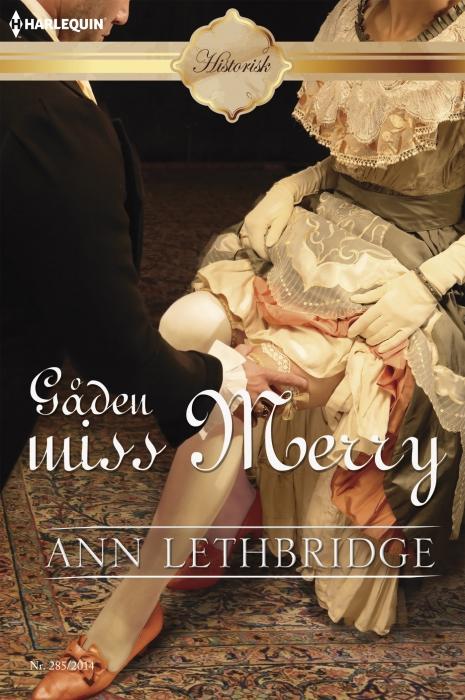 Image of Gåden miss Merry (E-bog)