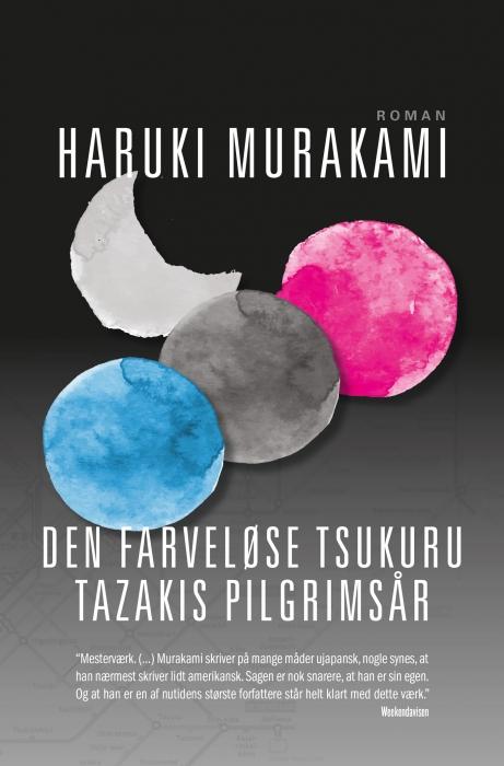 Image of   Den farveløse Tsukuru Tazakis pilgrimsår (E-bog)