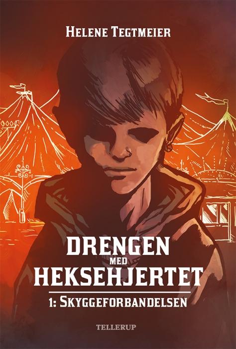 Drengen med heksehjertet #1: Skyggeforbandelsen (Lydbog)