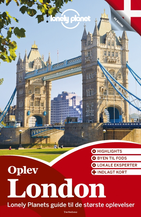 Oplev London (Lonely Planet) (E-bog)
