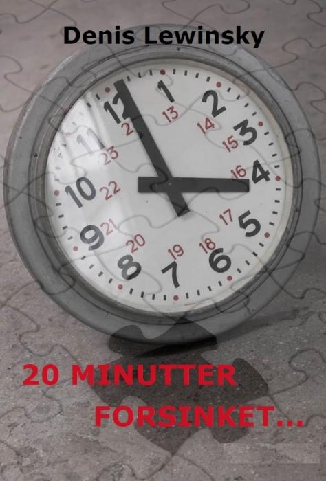 Image of   20 minutter forsinket... (E-bog)