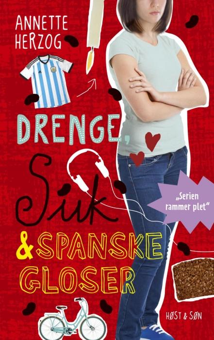 Image of Drenge, suk & spanske gloser (E-bog)