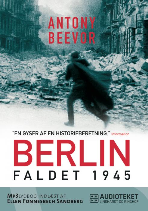 Image of Berlin - Faldet, 1945 (Lydbog)