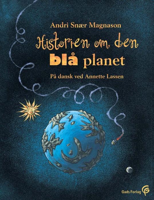 Image of Historien om den blå planet (E-bog)