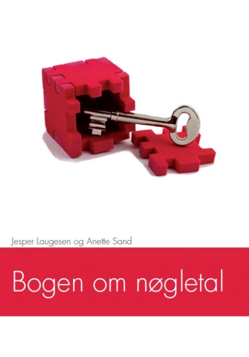 Image of Bogen om nøgletal (E-bog)