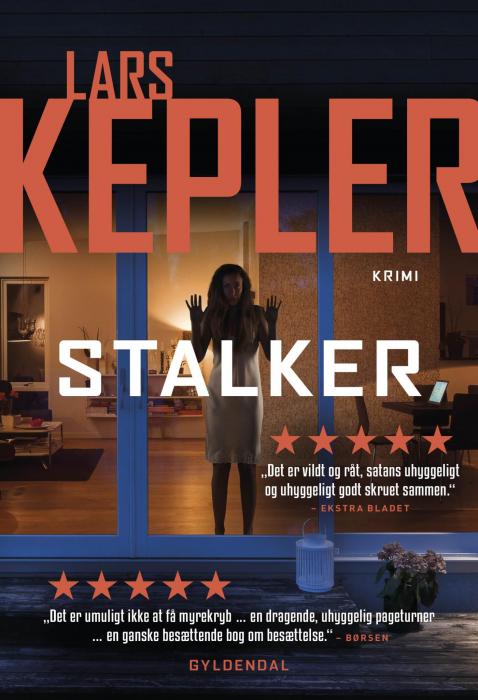 Lars Kepler Stalker Epub