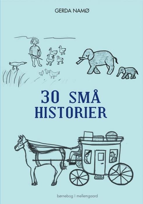 Image of   30 sma%CC%8A historier (E-bog)