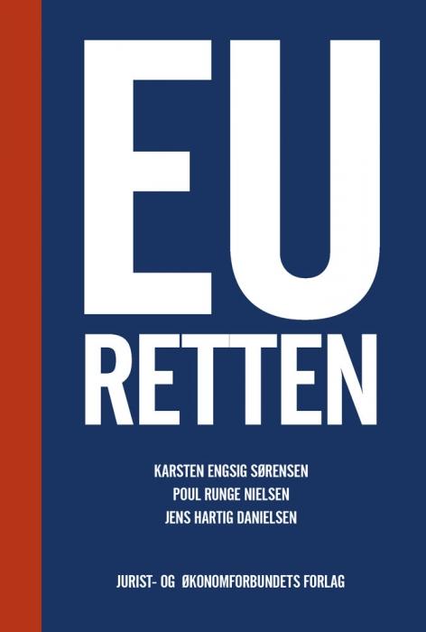 Image of   EU-Retten (E-bog)