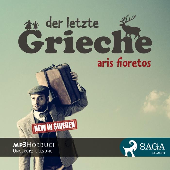 Image of Der letzte Grieche (Lydbog)