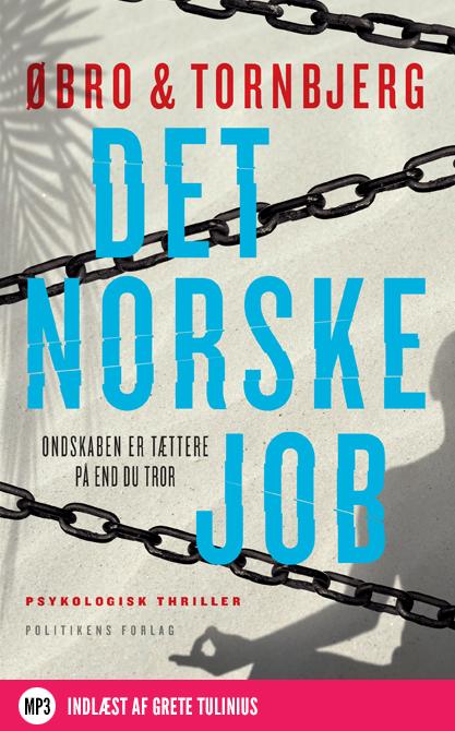 Det norske job (Lydbog)