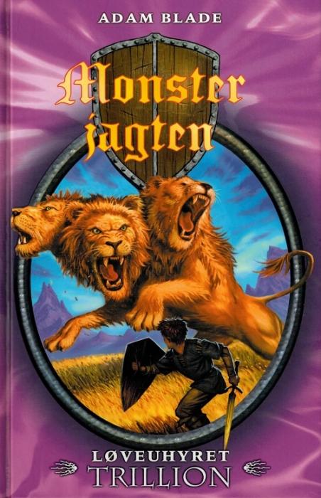 Image of Løveuhyret Trillion (E-bog)