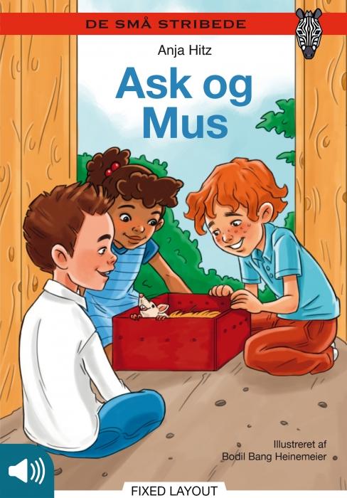 Image of Ask og Mus (E-bog)