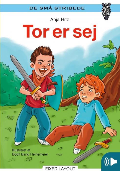 Image of Tor er sej (E-bog)