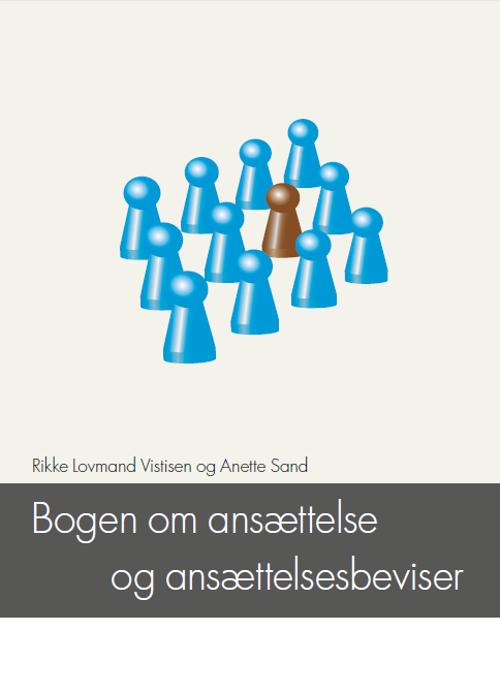 Image of Bogen om ansættelse og ansættelsesbeviser (E-bog)
