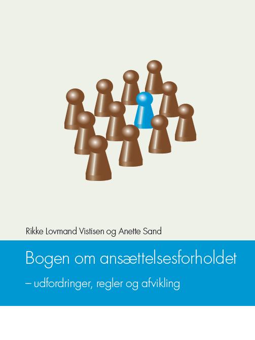 Image of Bogen om ansættelsesforholdet (E-bog)