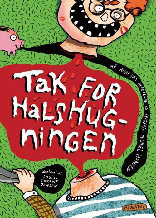 Image of Tak for halshugningen - Lyt&læs (E-bog)