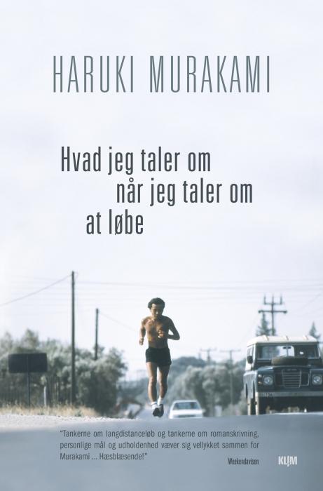 Image of   Hvad jeg taler om når jeg taler om at løbe (E-bog)