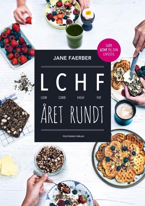 LCHF året rundt (E-bog)