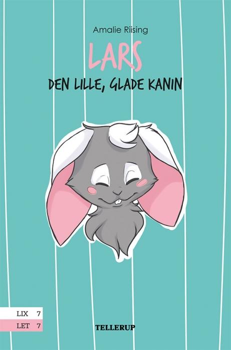 Image of Lars den lille, glade kanin (E-bog)
