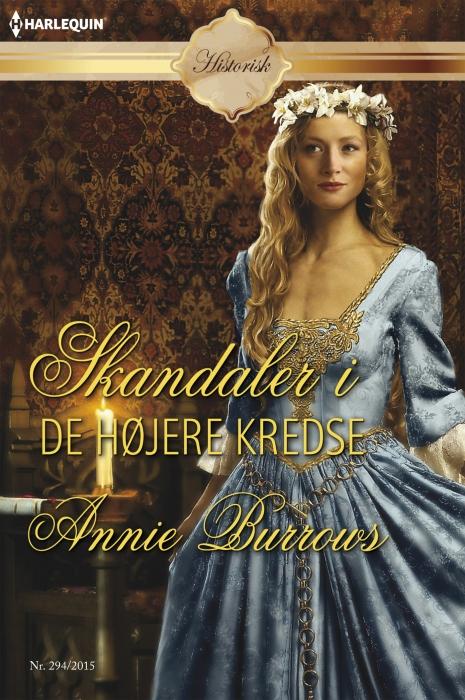 Image of Skandaler i de højere kredse (E-bog)