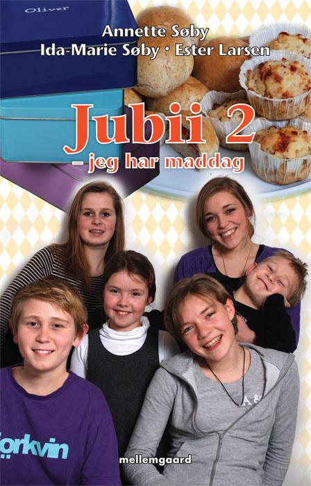 Image of Jubii 2 - jeg har maddag (E-bog)