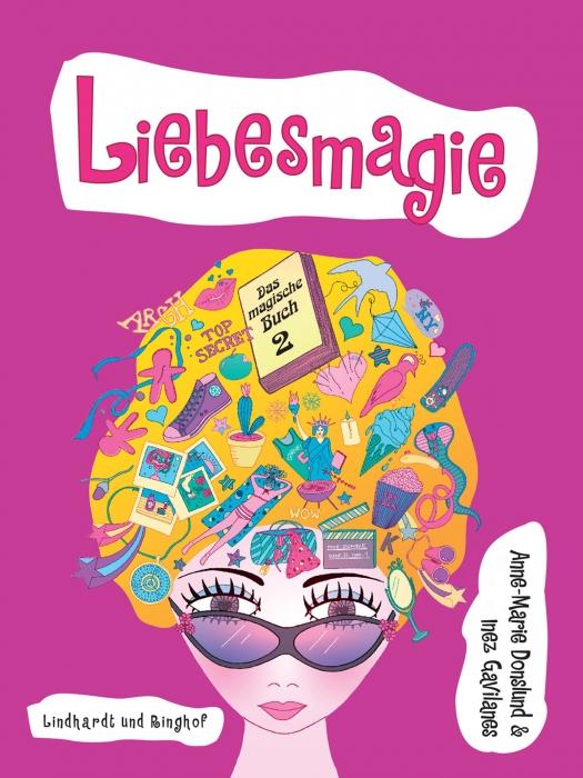 Image of Das magische Buch 2 - Liebesmagie (E-bog)