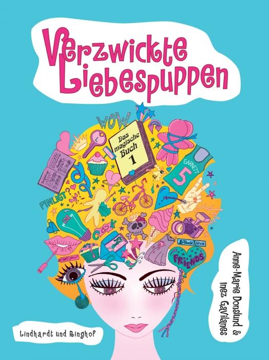 Image of Das magische Buch 1 - Verzwickte Liebespuppen (E-bog)