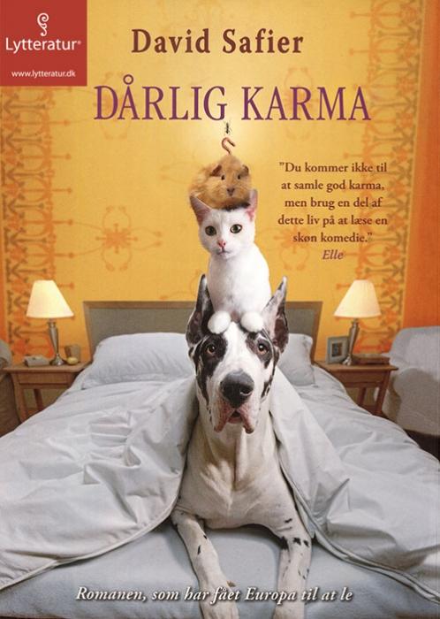 Image of   Dårlig karma (Lydbog)