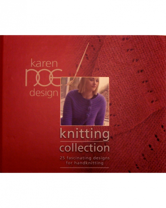 Image of   Knitting Collection, 25 fascinerende designs til håndstrik (E-bog)