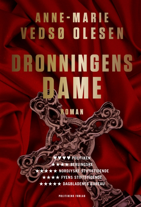Image of Dronningens dame (E-bog)