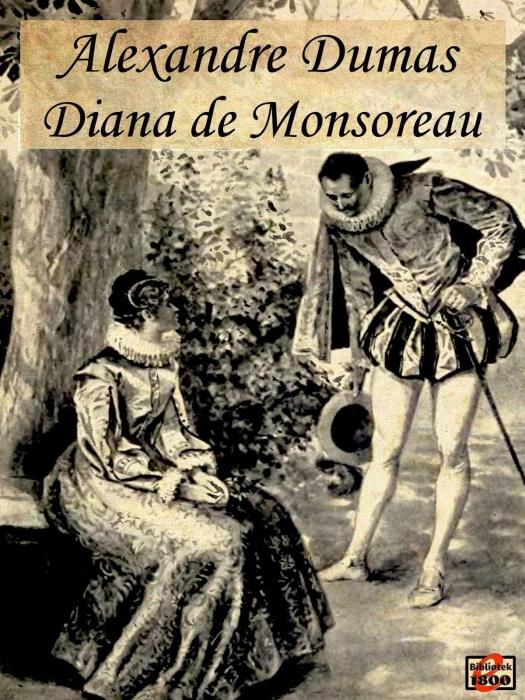Image of Diana de Monsoreau (E-bog)